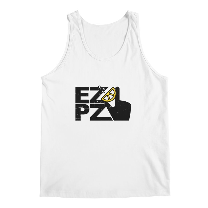 EZPZ Men's Regular Tank by eleven