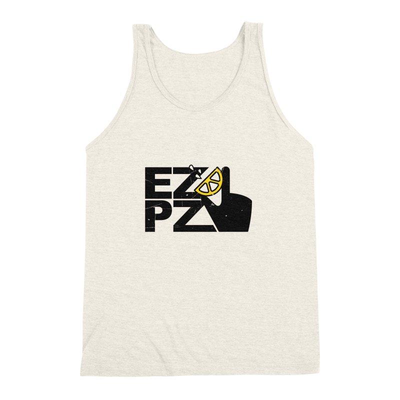 EZPZ Men's Triblend Tank by eleven
