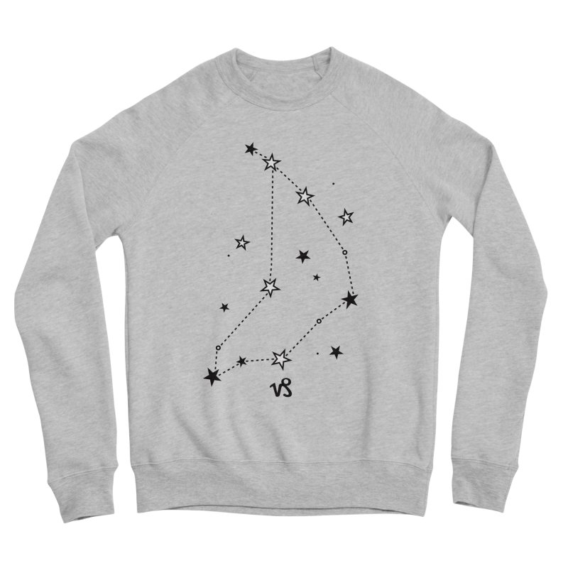 Capricorn Zodiac Sign Women's Sponge Fleece Sweatshirt by eleventy-five's Shop