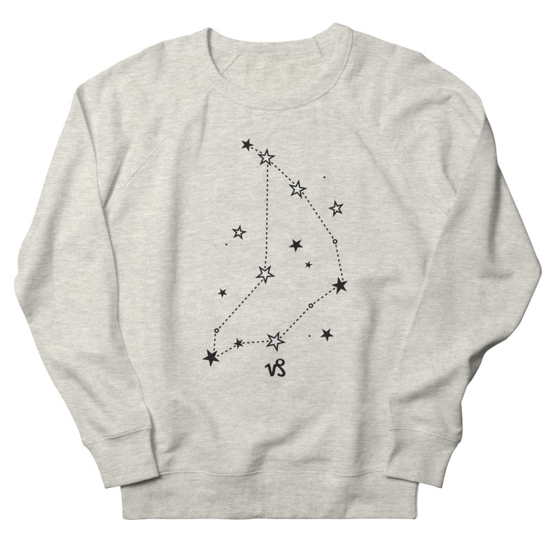 Capricorn Zodiac Sign Women's Sweatshirt by eleventy-five's Shop