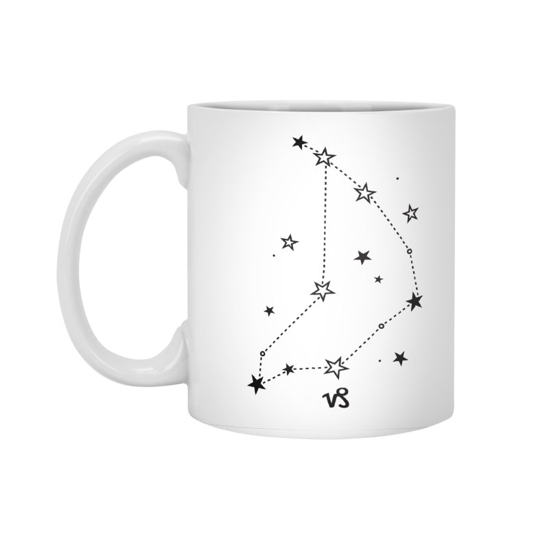 Capricorn Zodiac Sign Accessories Standard Mug by eleventy-five's Shop