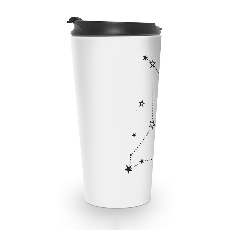 Capricorn Zodiac Sign Accessories Travel Mug by eleventy-five's Shop