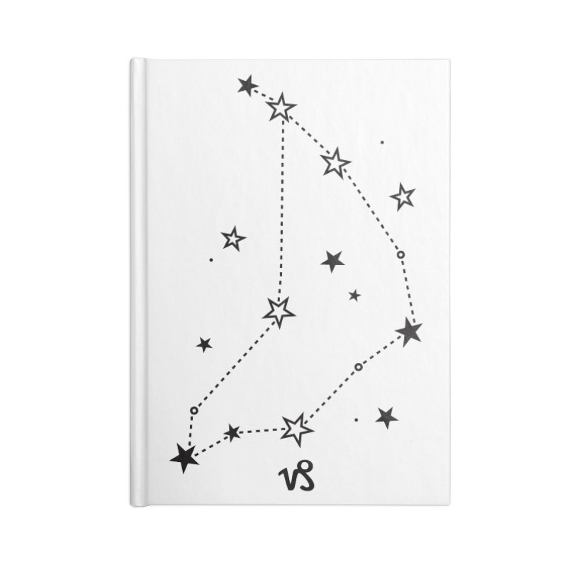 Capricorn Zodiac Sign Accessories Blank Journal Notebook by eleventy-five's Shop