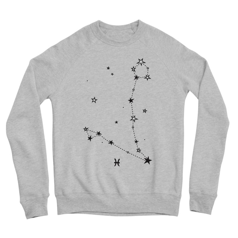 Pisces Zodiac Sign Women's Sponge Fleece Sweatshirt by eleventy-five's Shop