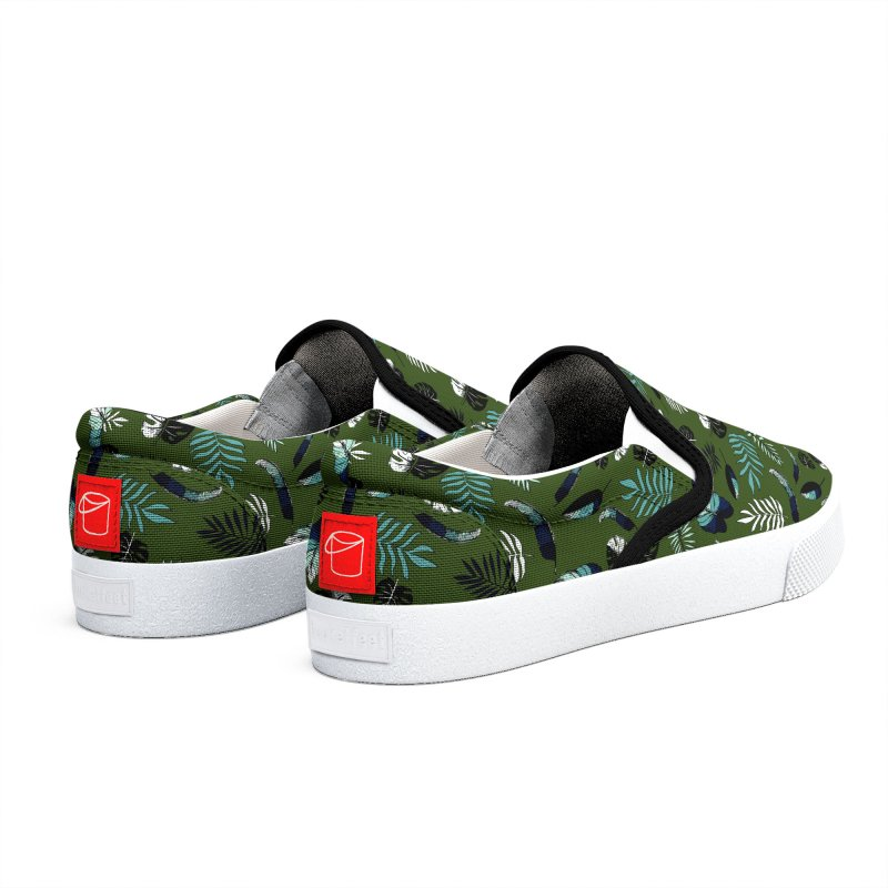 tropical leaves Men's Shoes by eleventy-five's Shop
