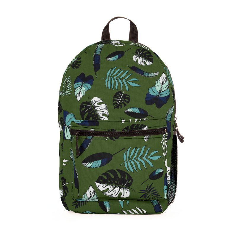 tropical leaves Accessories Bag by eleventy-five's Shop