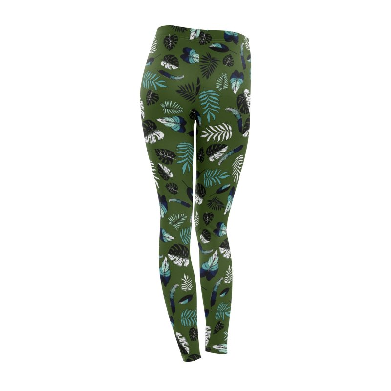 tropical leaves Women's Bottoms by eleventy-five's Shop