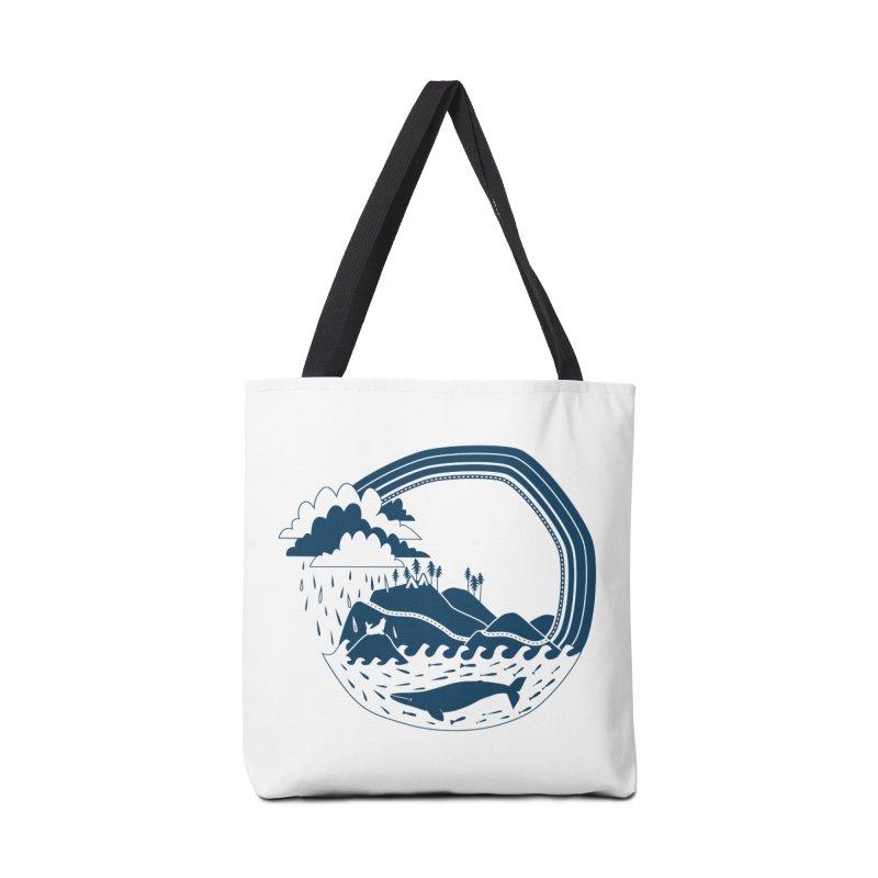 Pacific Coast Explorer Accessories Tote Bag Bag by eleventy-five's Shop