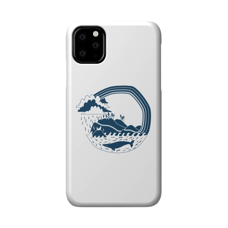 Pacific Coast Explorer Accessories Phone Case by eleventy-five's Shop