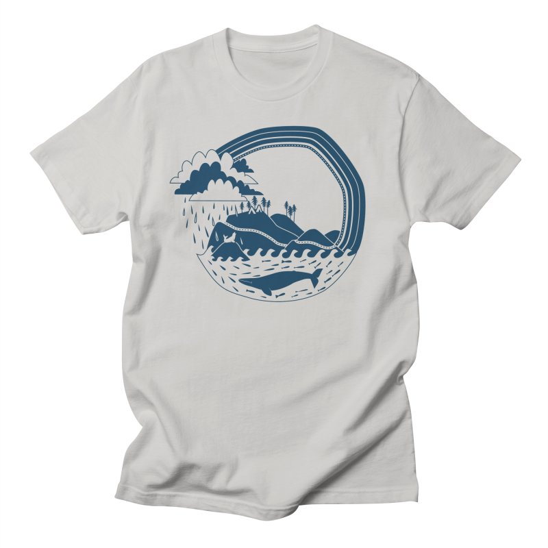 Pacific Coast Explorer Men's T-Shirt by eleventy-five's Shop