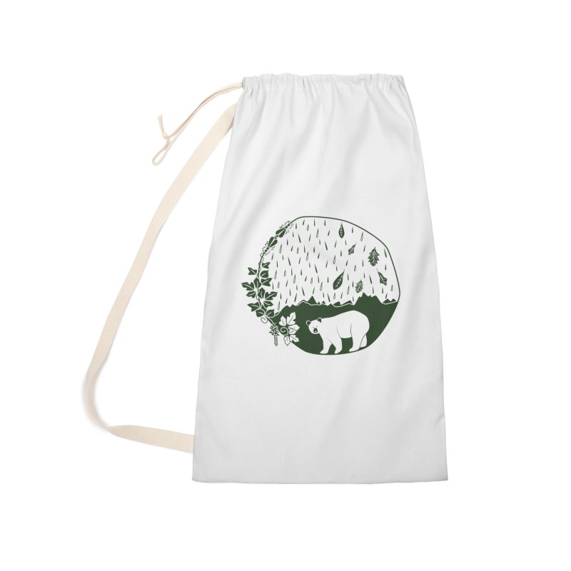 Atlantic Coast Explorer Accessories Laundry Bag Bag by eleventy-five's Shop