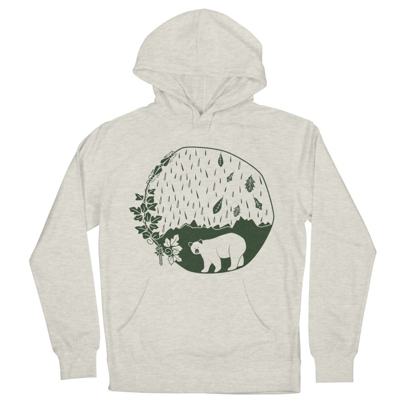 Atlantic Coast Explorer Men's French Terry Pullover Hoody by eleventy-five's Shop