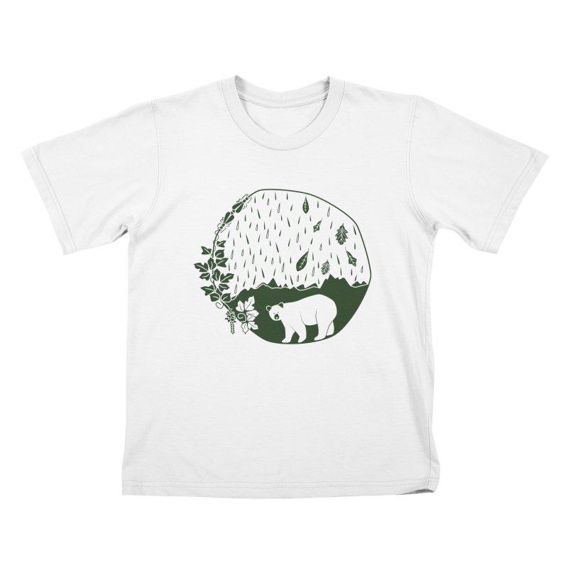 Atlantic Coast Explorer Kids T-Shirt by eleventy-five's Shop