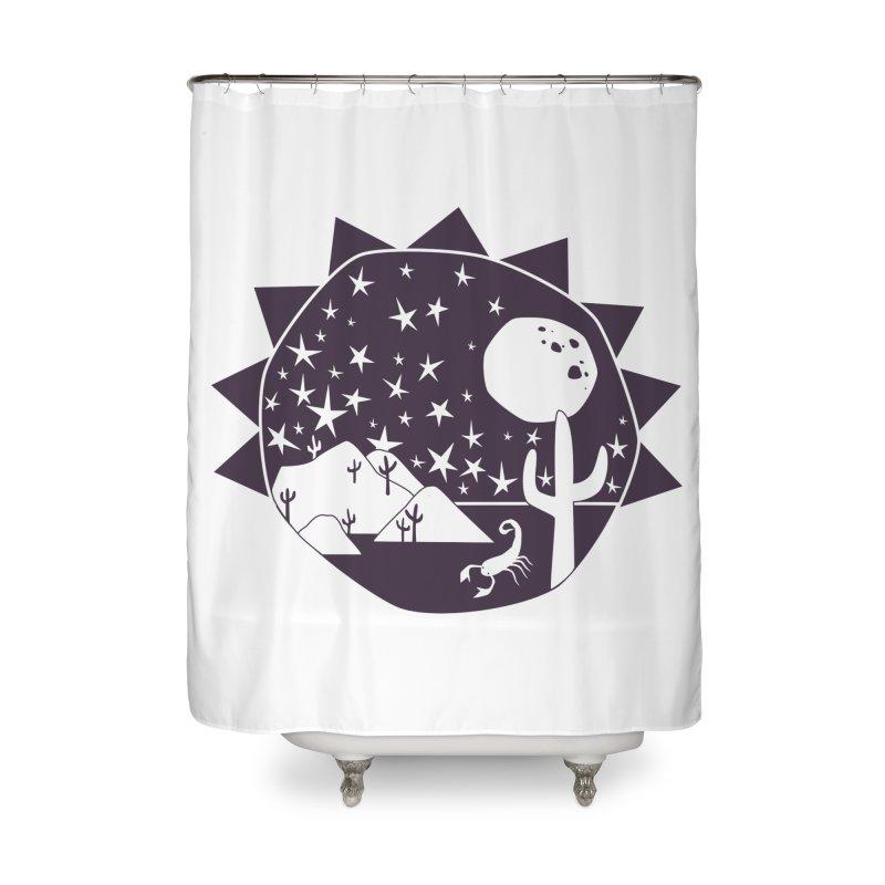 Southwest Explorer Home Shower Curtain by eleventy-five's Shop