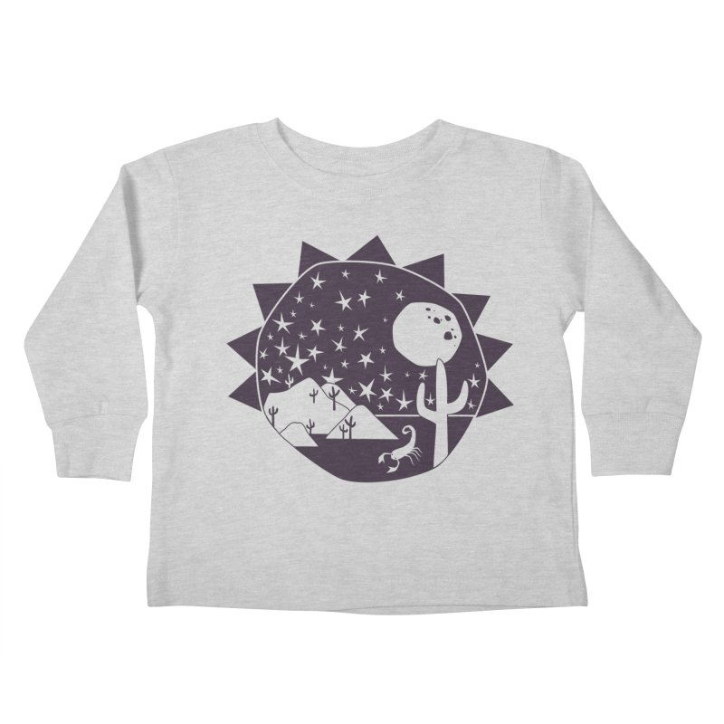 Southwest Explorer Kids Toddler Longsleeve T-Shirt by eleventy-five's Shop