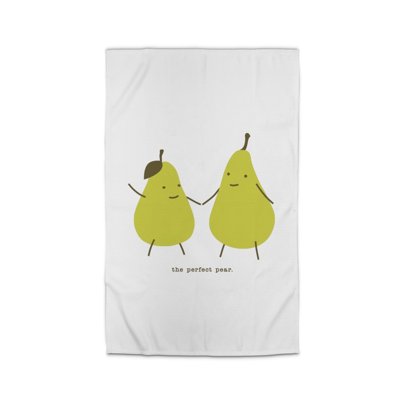 Perfect Pear Home Rug by eleventy-five's Shop