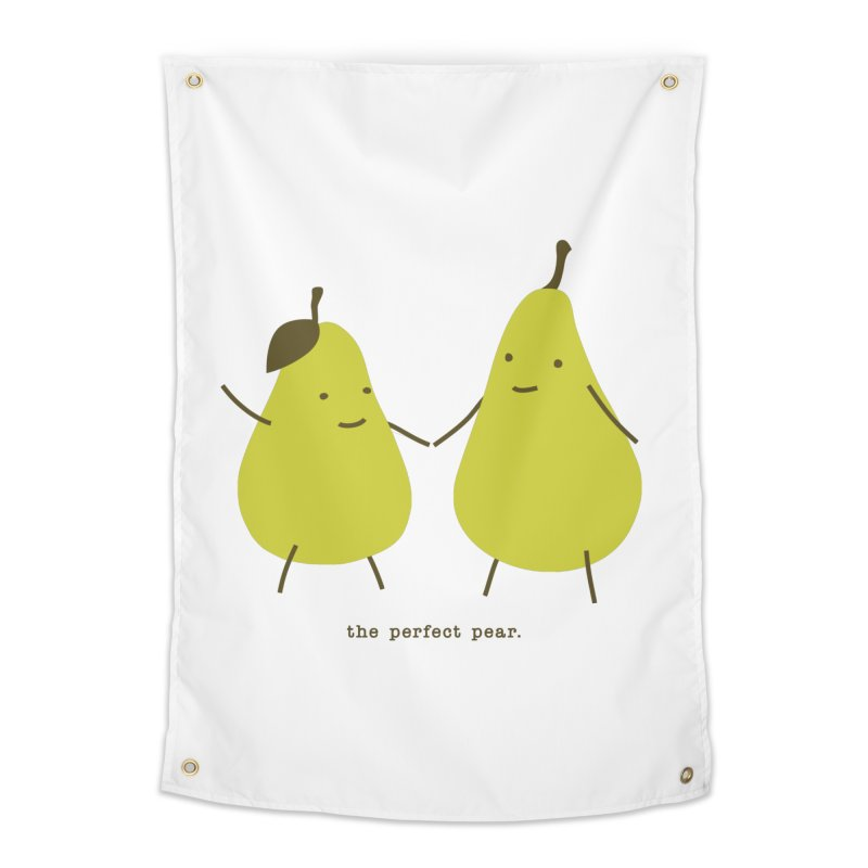 Perfect Pear Home Tapestry by eleventy-five's Shop