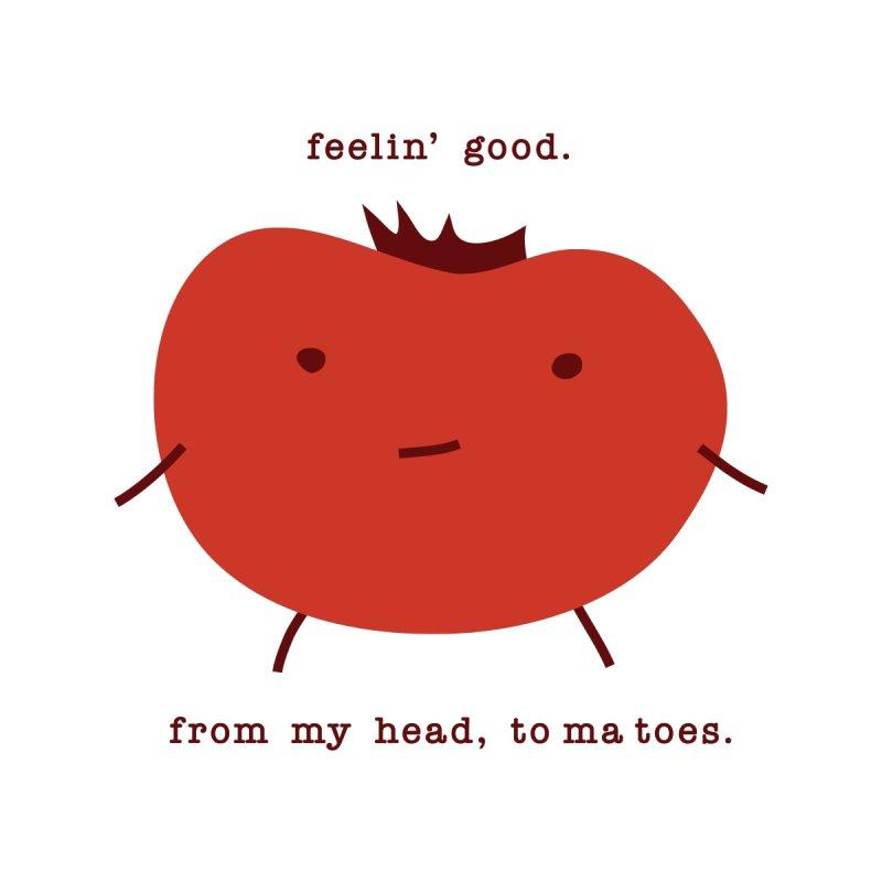 Good Feelings Tomato Men's T-Shirt by eleventy-five's Shop