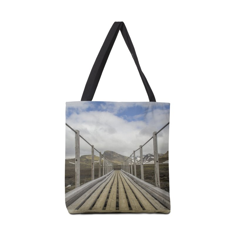 Into the Unknown Accessories Tote Bag Bag by ElfaFrid's Shop