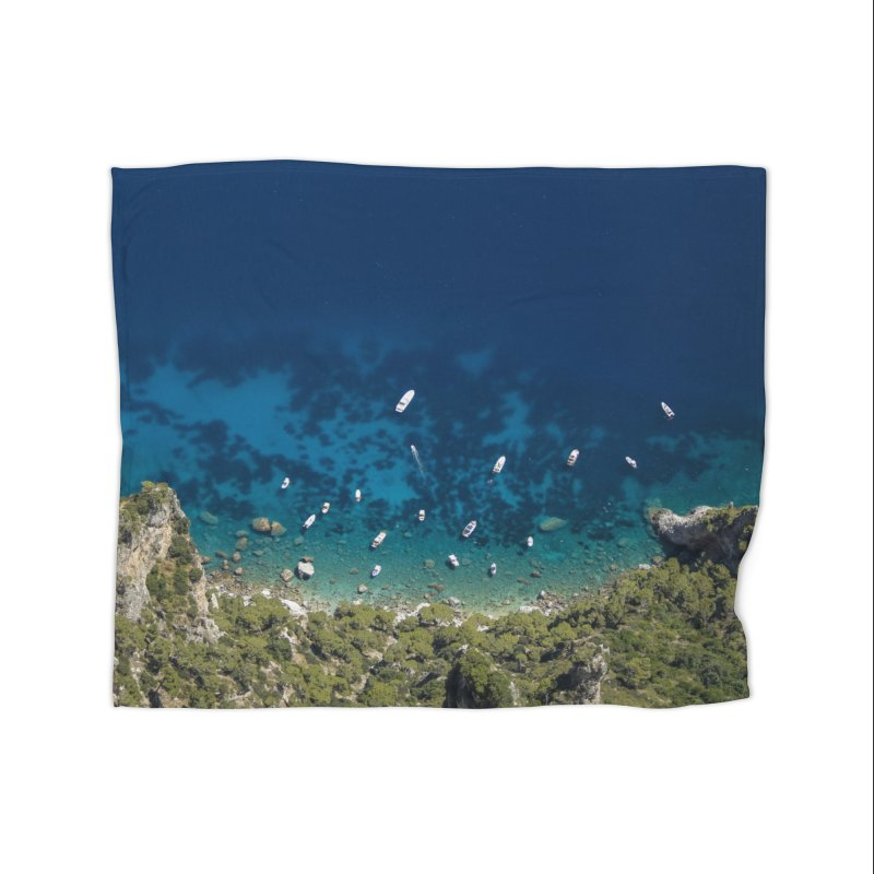 Quorum Home Fleece Blanket Blanket by ElfaFrid's Shop