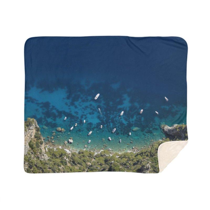 Quorum Home Sherpa Blanket Blanket by ElfaFrid's Shop