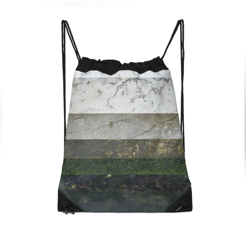 Marble Spectrum Accessories Drawstring Bag Bag by ElfaFrid's Shop
