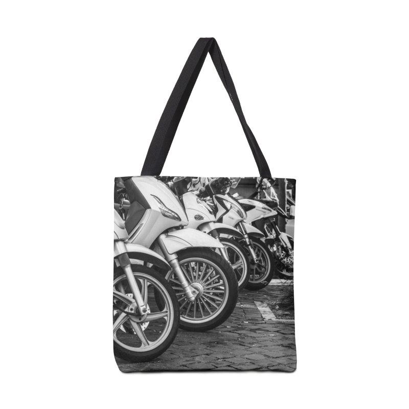 Waiting Wheels Accessories Bag by ElfaFrid's Shop
