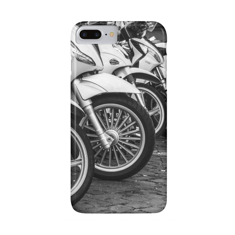Waiting Wheels Accessories Phone Case by ElfaFrid's Shop