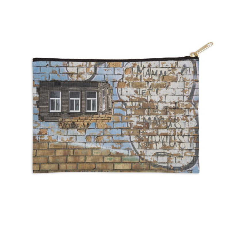 Faded Dreams Accessories Zip Pouch by ElfaFrid's Shop