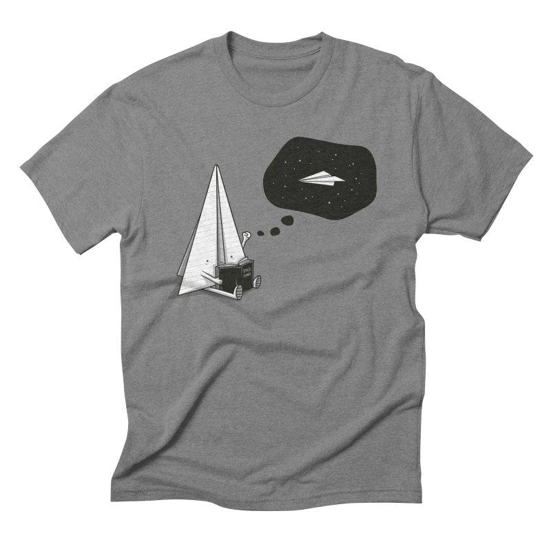 Beyond borders Men's T-Shirt by Elia Colombo
