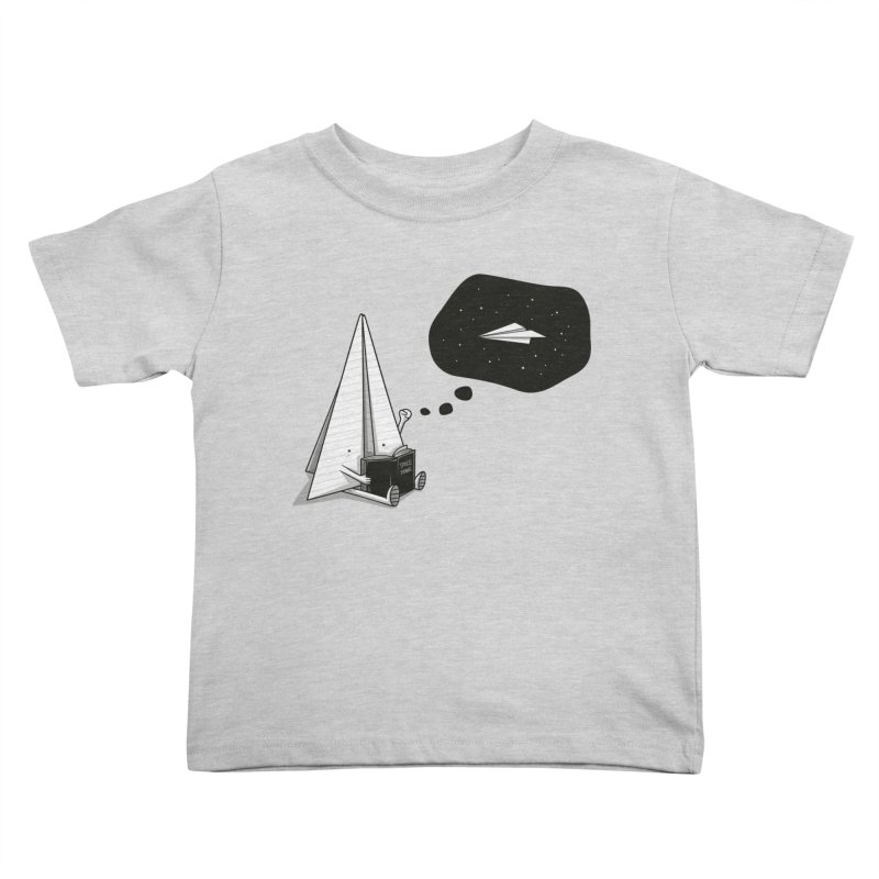 Beyond borders Kids Toddler T-Shirt by Elia Colombo