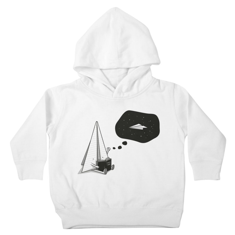 Beyond borders Kids Toddler Pullover Hoody by Elia Colombo