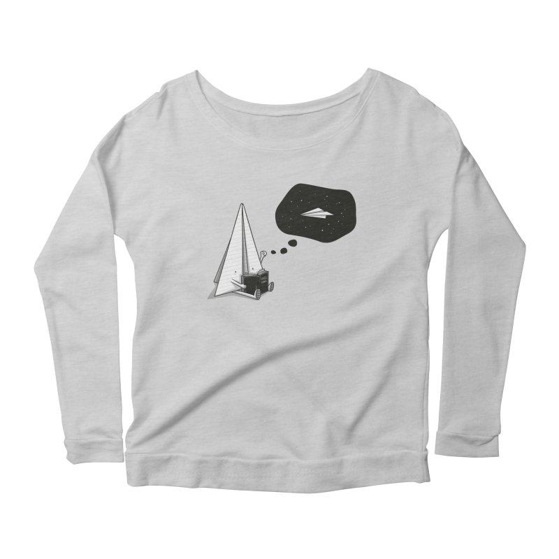 Beyond borders Women's Longsleeve T-Shirt by Elia Colombo