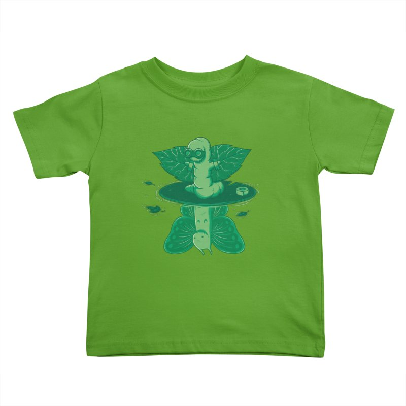 One day Kids Toddler T-Shirt by Elia Colombo