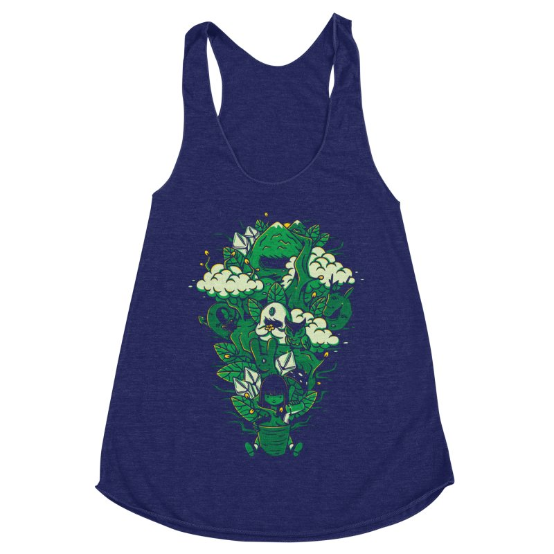 Miracle of life Women's Tank by Elia Colombo