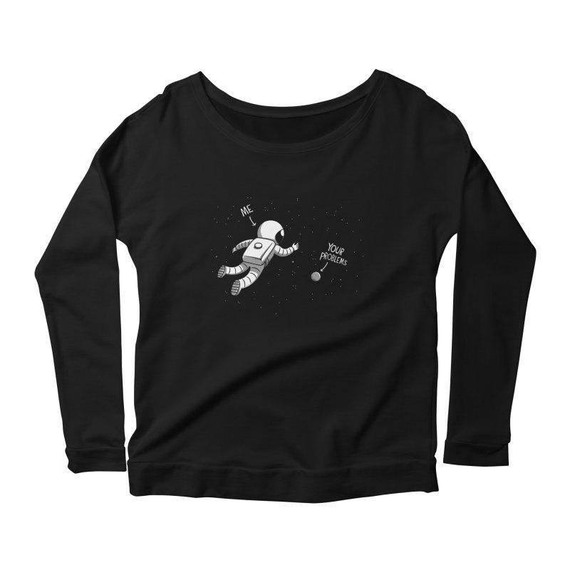 Human problems Women's Longsleeve T-Shirt by Elia Colombo