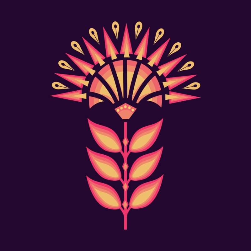 Egyptian Lotus by eligodesign's Artist Shop