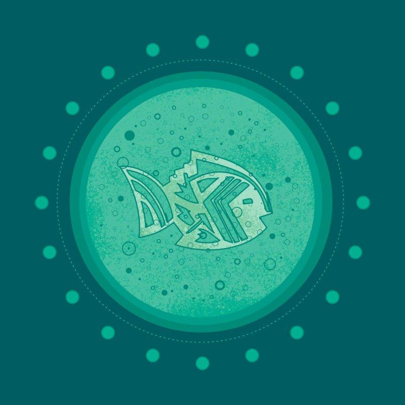Fish Button by eligodesign's Artist Shop
