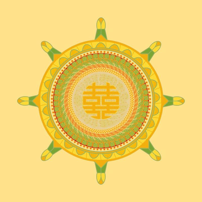 Wheel of Dharma Men's T-Shirt by eligodesign's Artist Shop