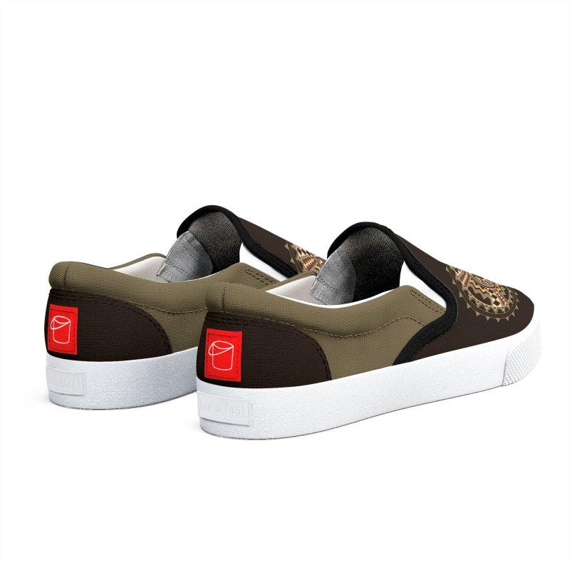 Lizard Disc Men's Shoes by eligodesign's Artist Shop