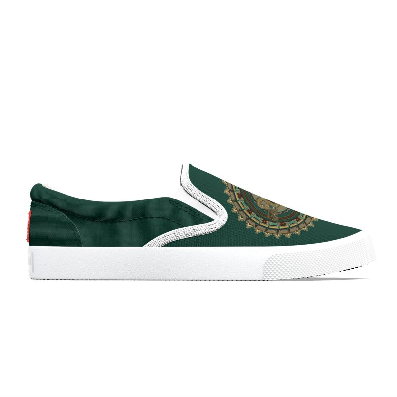Quetzalcoatl Men's Shoes by eligodesign's Artist Shop