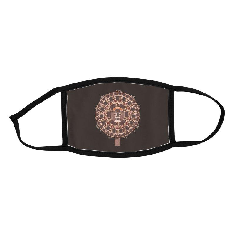 Xocolatl Accessories Face Mask by eligodesign's Artist Shop