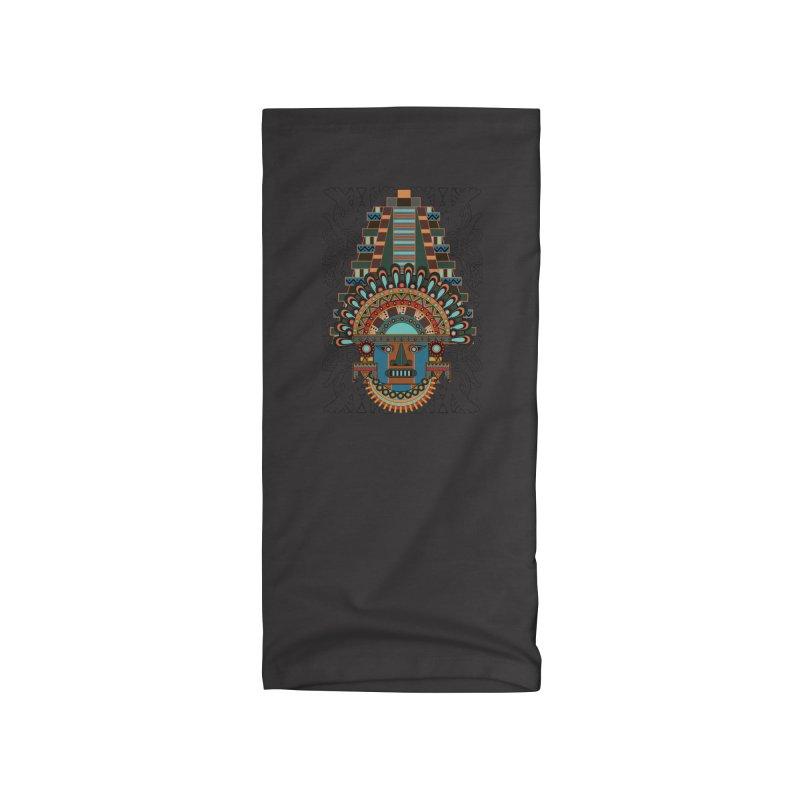 Aztec Spirit Accessories Neck Gaiter by eligodesign's Artist Shop