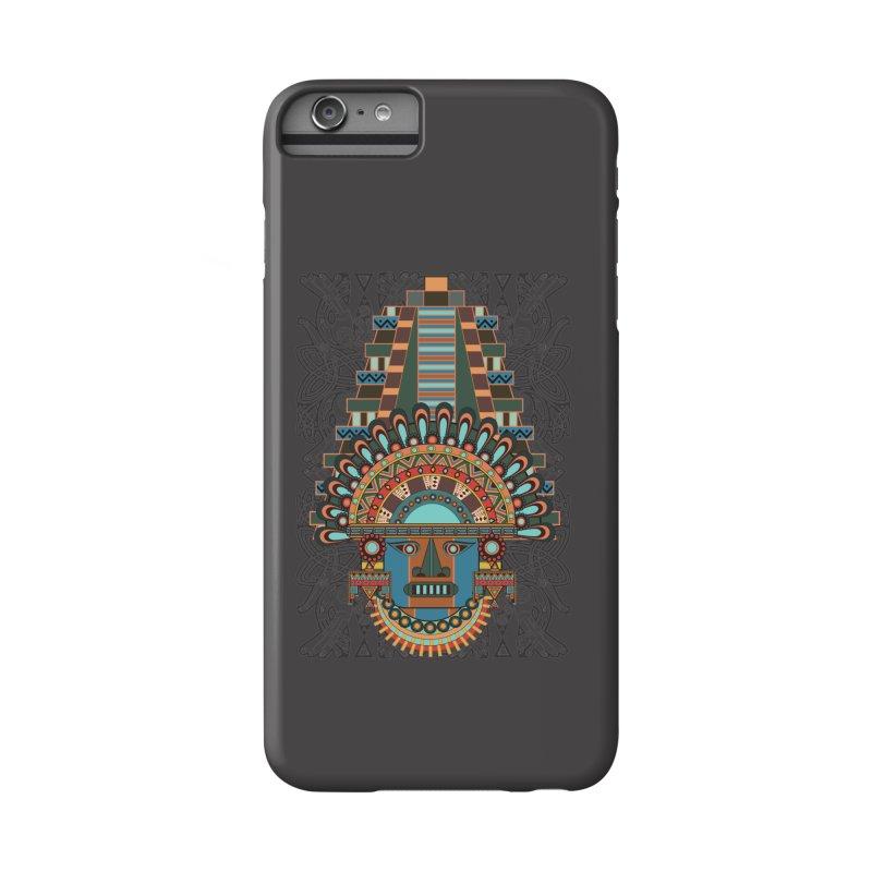 Aztec Spirit Accessories Phone Case by eligodesign's Artist Shop