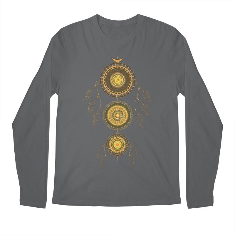 Dream Catcher Men's Longsleeve T-Shirt by eligodesign's Artist Shop