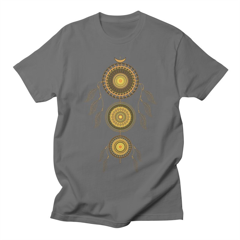 Dream Catcher Men's T-Shirt by eligodesign's Artist Shop