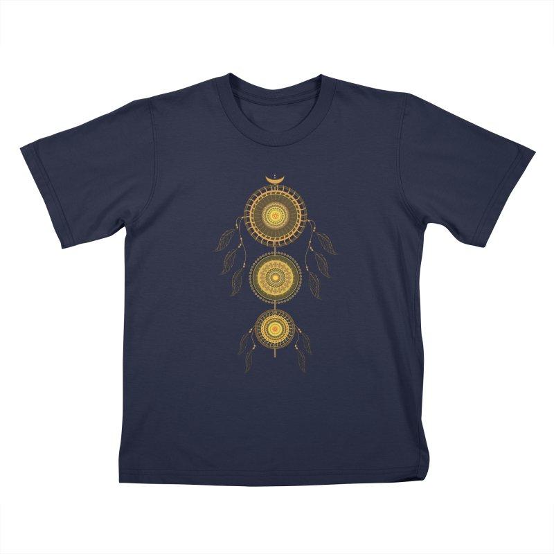 Dream Catcher Kids T-Shirt by eligodesign's Artist Shop