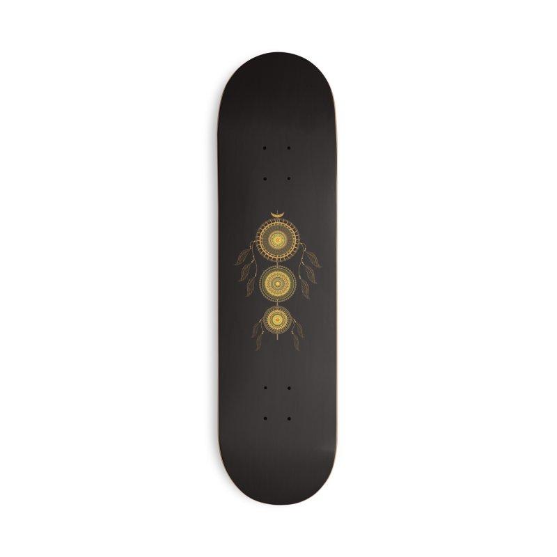 Dream Catcher Accessories Skateboard by eligodesign's Artist Shop