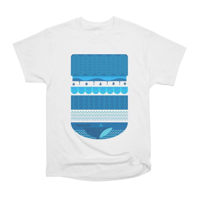 Ocean Theme Men's T-Shirt by eligodesign's Artist Shop
