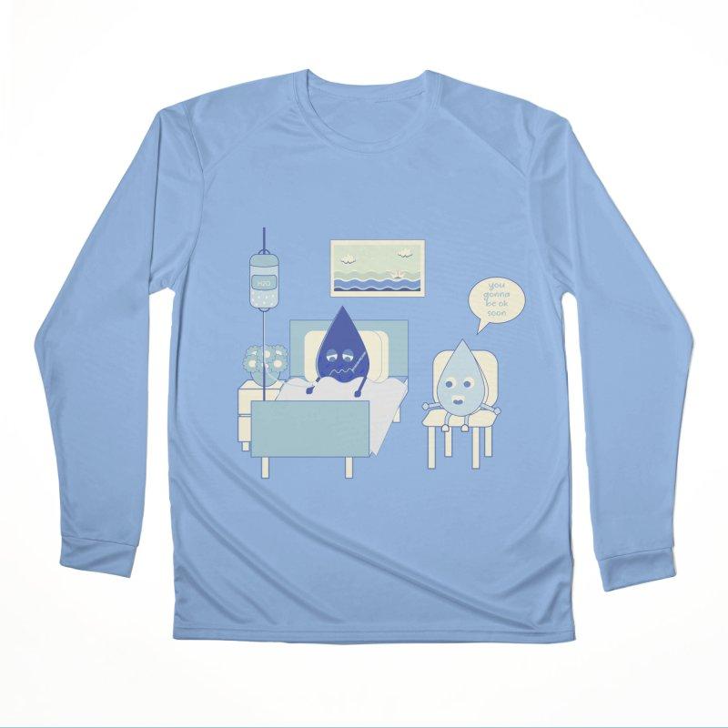 Hospitalized Women's Longsleeve T-Shirt by eligodesign's Artist Shop